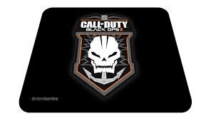 SteelSeries QcK COD Black Ops II Badge
