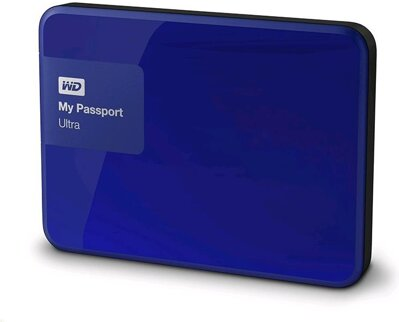Western Digital My Passport Ultra 500GB, WDBWWM5000ABL