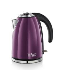 Russell Hobbs Colors Purple Passion Kettle 18945-70
