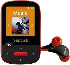 SanDisk Clip Sports 4GB