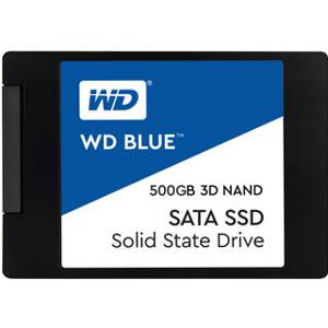 "WD SSD Blue 3D NAND 500GB/2,5""/SATA3/7mm"