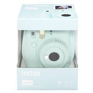 Fujifilm Instax Mini 9 blue + 10 film 70100138447