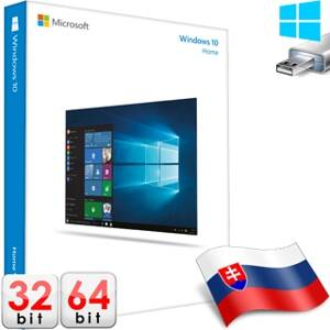 MS WINDOWS 10 SK 32/64 bit USB