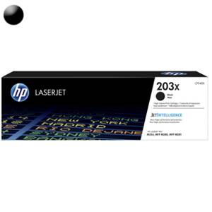 HP Toner  CF540X 203X black