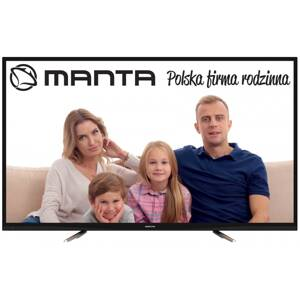 "MANTA TV 50"" UHD LED50LUA58L"