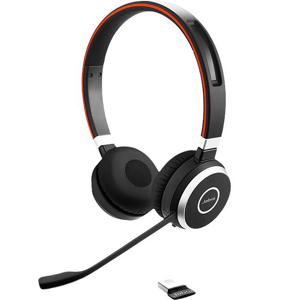 JABRA Evolve 65 Duo, USB-BT, MS (Skype)