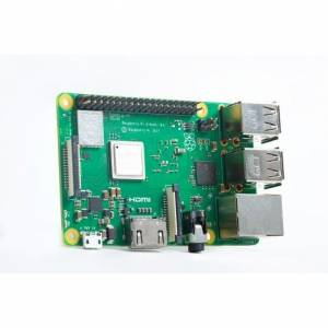 PC Raspberry Pi 3 Model B+ 1GB/WiFi/BT/1000Mbps