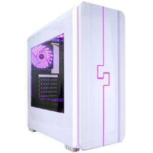 EUROCASE PC skrinka MIDI ML X805 white