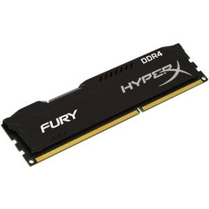KINGSTON HyperX Fury Black 8GB DDR4 3466MHz