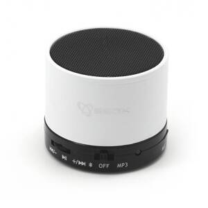 SBOX Bluetooth reproduktor white BT-160W