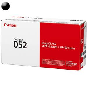 CANON Cartridge 052 black