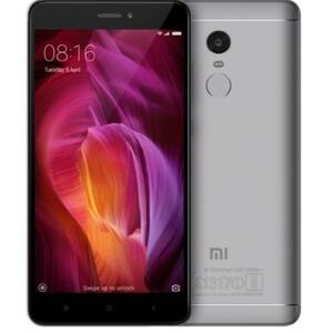 "XIAOMI Redmi Note 4 5,5"" Dual SIM GLOBAL 3/32 gry"
