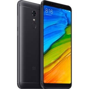 "XIAOMI Redmi 5 PLUS 5,99"" Dual SIM GLOBAL 4/64 blk"