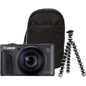 CANON PowerShot SX730 HS čierny Travel Kit