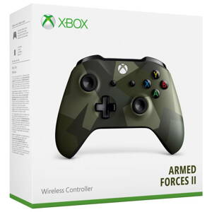 XBOX ONE S Bezdrôtový Gamepad Armed Forces II SE