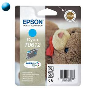 EPSON - Cartridge T0612 cyan C13T061240