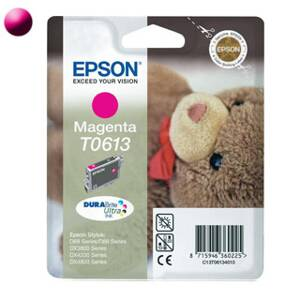 EPSON - Cartridge T0613 magenta C13T061340