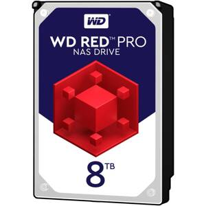 "WD Red Pro NAS 8TB 3,5""/256MB/26mm"