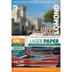 LOMOND CLC Paper Ultra 170g/m2 A4/250 DS 0300241