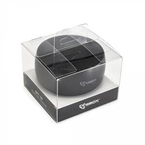SBOX Bluetooth reproduktor black BT-12