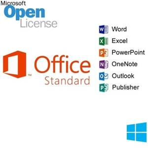 MS OFFICE Standard 2016 - MOL NL