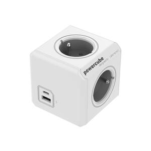 PowerCube ORIGINAL USB A+C grey