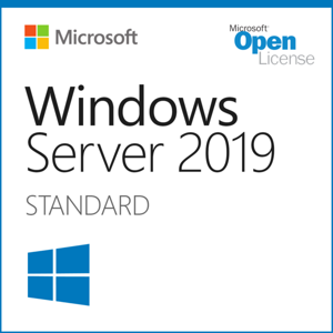 MICROSOFT Windows Server STD 2019 2 core OLP
