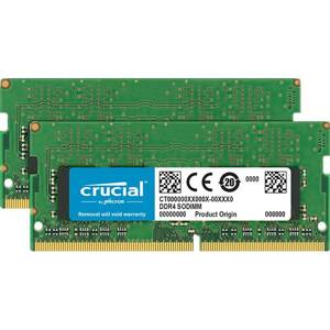CRUCIAL 16GB/DDR4 SO-DIMM/2666MHz/CL19/1.2V/Single