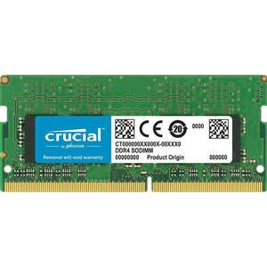 CRUCIAL 4GB/DDR4 SO-DIMM/2666MHz/CL19/1.2V/Single