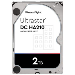 "WD Ultrastar DC HA210 2TB/3,5""/128MB/26mm"