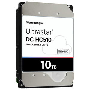 "WD Ultrastar DC HC510 10TB/3,5""/256MB/26mm"