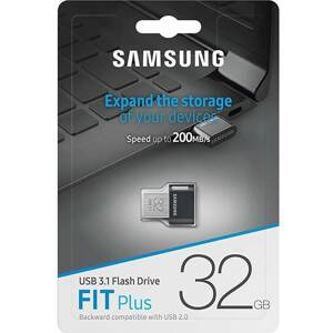 SAMSUNG 32GB USB 3.1 Flash Disk FIT Plus