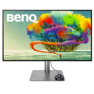 "BENQ LED Monitor 31,5"" PD3220U Black"