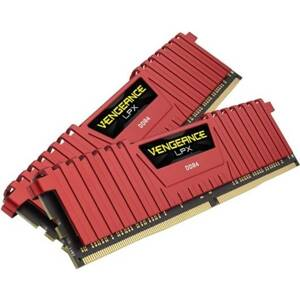 CORSAIR LPX Red 8GB/DDR4/2400MHz/CL16/1.2V