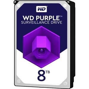 "WD PURPLE 8TB/3,5""/256MB/26mm"