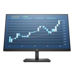 "HP LED Monitor 23,8"" P244 FHD VGA/DP/HDMI 5ms"