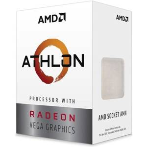 AMD Athlon 240GE Raven Ridge