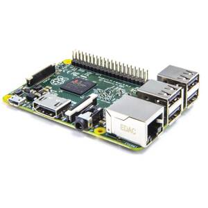 PC Raspberry Pi 2 Model B 1GB
