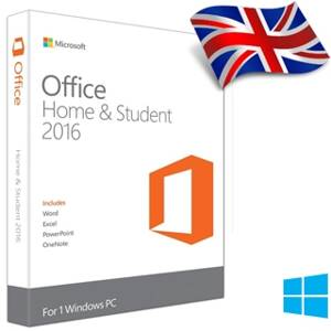 MS OFFICE  Home and student 2016 EN ML