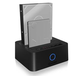 ICY BOX Docking Station IB-123CL-U3