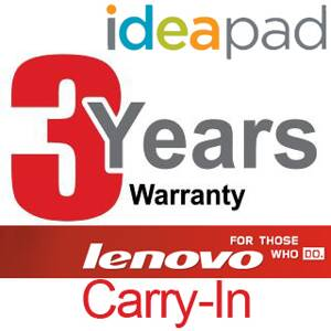 Warranty 3YR Carry In 5WS0F82917