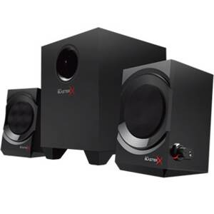 CREATIVE SOUND BLASTERX KRATOS S3 Black