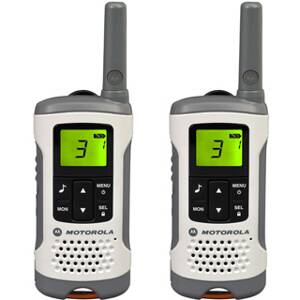 MOTOROLA T50 WALKIE TALKIE Grey