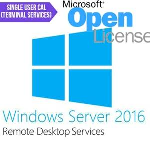 MICROSOFT Windows Rem. Desk 2016 Sin. user CAL MOL