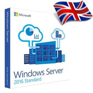 MICROSOFT Windows Server ST 2016 x64 16 EN OEM