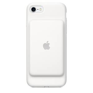 APPLE iPhone 8/7 Smart Battery Case White
