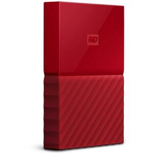 WD My Passport 1TB red