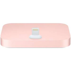 APPLE iPhone Lightning Dock Rose Gld