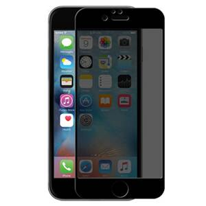 DEVIA tempered Glass for iPhone 7 Black