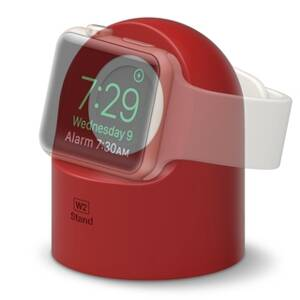 ELAGO W2 Night Stand for apple watch Red